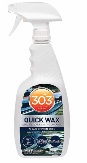 303 (30213) Marine Quick Wax