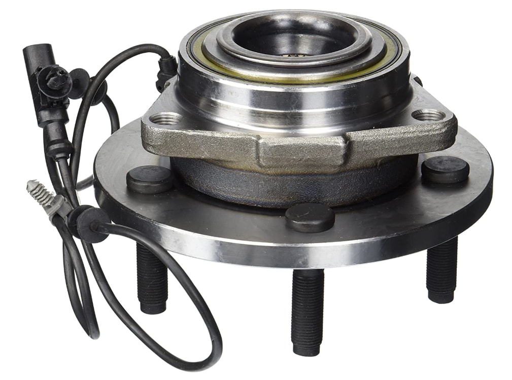 Mevotech Wheel Bearing and Hub Assembly