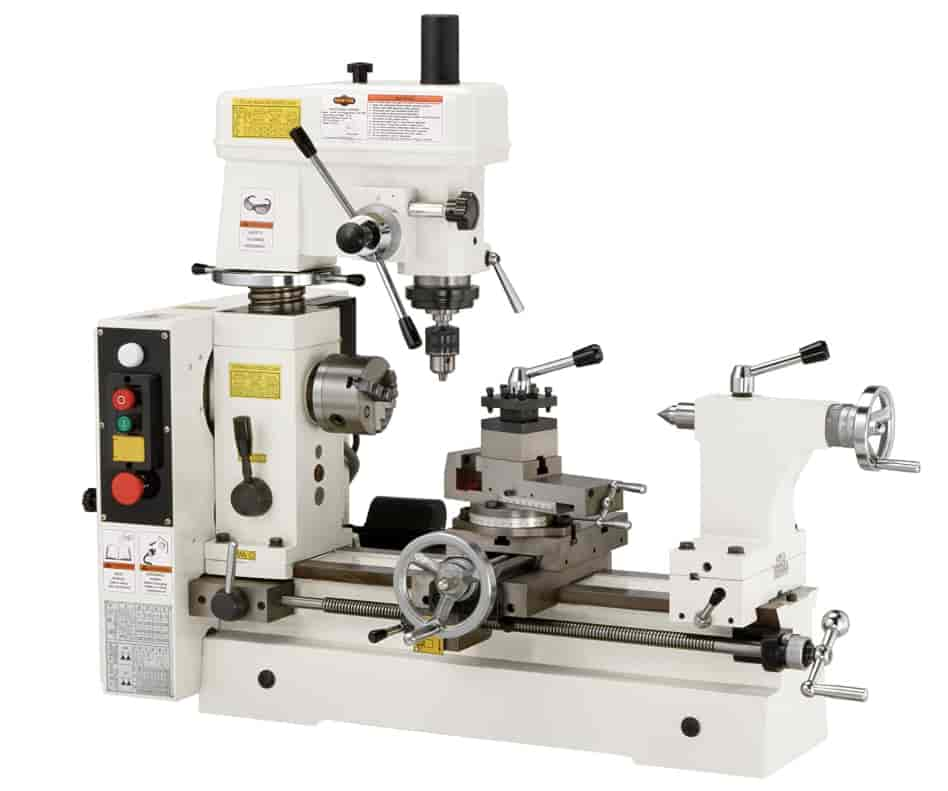 Shop Fox M1018 Combo Lathe