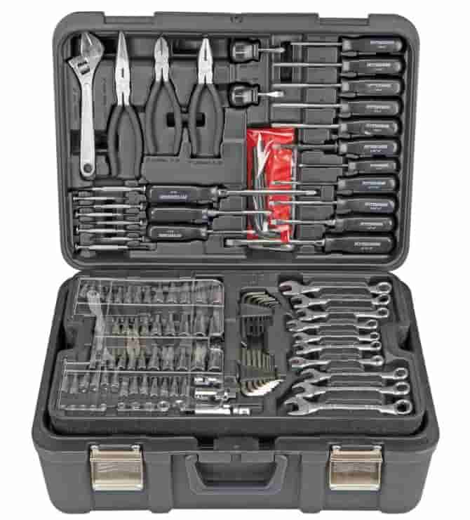 Professional 301 Piece Mechanic's Tool Kit