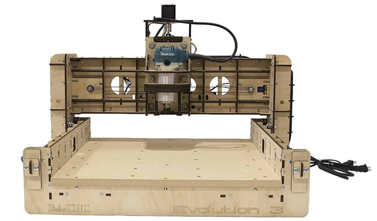 BobsCNC Evolution 3 CNC Router Kit