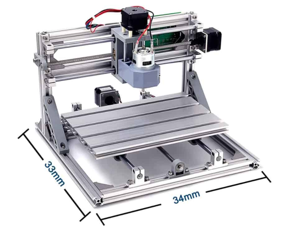 DIY CNC Router by Beauty Star