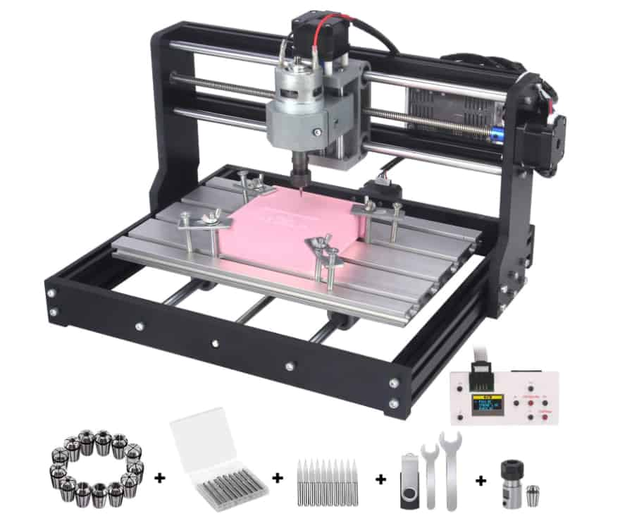 Mcwdoit CNC 3018 Pro Mini CNC Machine