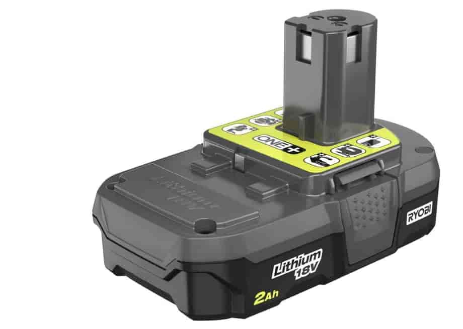 RYOBI P161 18 volt ONE+ 2.0Ah Compact Lithium-Ion Battery