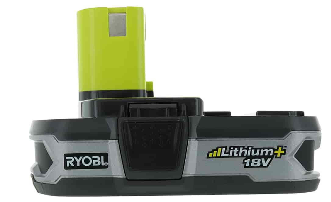 Ryobi P107 One+ 18 Volt Compact Lithium Battery