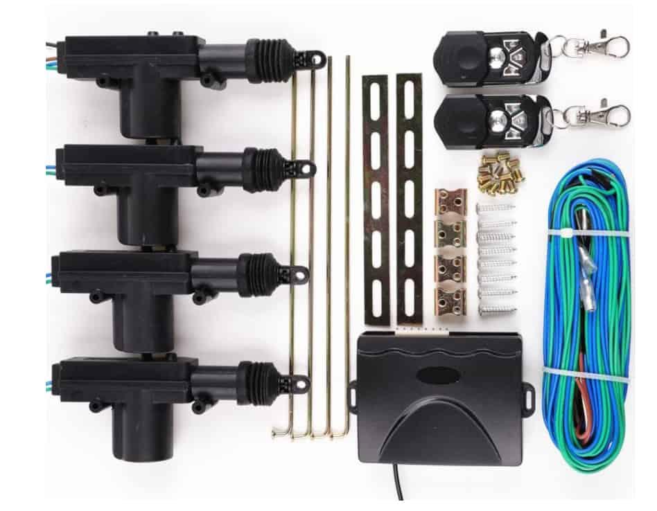 XYZCTEM Power Central Lock Kit